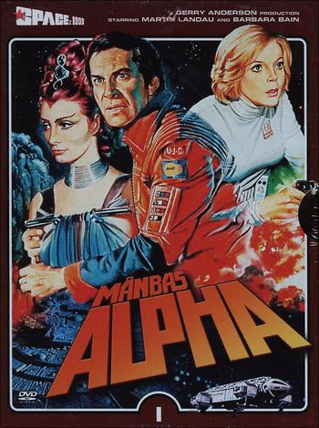 Månbas Alpha, köp den från Discshop.se